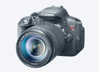Canon EOS Rebel SL1-The Lightest and Smallest SLR to Date