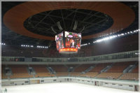 Retop Undertook The Project to Install Large LED Displays for Three Pavilions