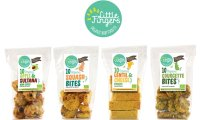 Sun Branding Solutions Created New Pack Designs for Kids' Food Brand Little Fingers
