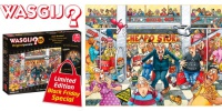 Jumbo Unveils New Limited Edition Wasgij Puzzle