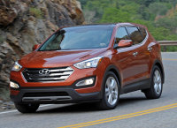We Recently Borrowed a Santa Fe to Live with for a Week and Captured Our First Impressions