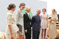 AWI Warmly Welcomed The Patron of The Global Campaign for Wool,Hrh Prince of Wales