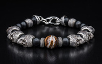 William Henry Is Partnering with John Varvatos to Choose to Carry Jewelry for Men
