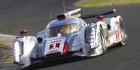 Audi of Its R18 E-Tron Le Mans Racer to Take on The New Laferrari