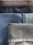 The Levi's Brand Introduced a New Collection of Denim Incorporating Post-Consumer Waste