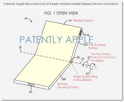 Filed Foldable Device Patent in Korea by Apple