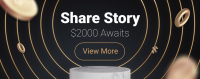 Share Story, $2000 Awaits!