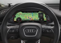 Audi and Its Partners Have Developed New High-Resolution Map Materials
