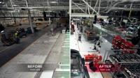 Tesla Has Renovated Its Factory in Fremont