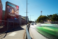 QSTECH Built Another Outdoor Full Color LED Display for Advertising in Australia