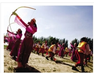 The Ancestors of The Xibe Ethnic Group Lived in The Hulunbuir Grassland