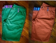 New Cuffed Chino Pants Is Unveiled by Finn Apparel