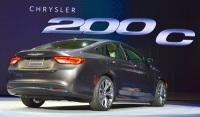 Nexen Will Supply Original Equipment Tires for The 2015 Chrysler 200