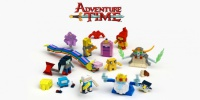 LEGO To Develop Adventure Time Building Sets