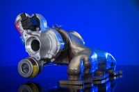 Borgwarnery's Turbocharging Technology Is Being Used by Volvo
