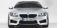 BMW M6 Gran Coupe Has Been Officially Unveiled Ahead of Its World Premiere