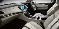 Holden VF Commodore:The Centre Console Lid and The Rear Air Vents