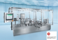 The Red Dot Award Is Given to Bosch Packaging Technology's FXS Combi