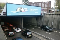 Tyneside's Busiest Shopping Street Have a 9m High LED Digital Billboard Installed