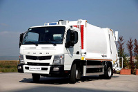 Vehicle Manufacturer Mitsubishi Fuso Truck Has Launched a New Gvw