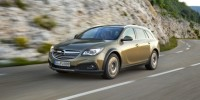 The Opel Insignia Country Tourer Was Revealed Ahead of Its World Premiere