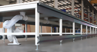 Gerber Technology Introduces The I-Table Series for Automated Spreading and Cutting System