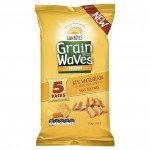 New Twisties, Grain Waves and Nobby's Nuts Hit Supermarkets