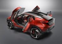 Nissan Unveils Futuristic Gripz Concept Car