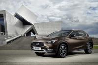 Infiniti QX30 Unveiled Ahead of Los Angeles Show