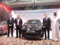 GAC Motor Is Expanding Its Footprint in The Middle East