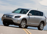 Priced at About $50,000, The Upcoming Pure-Electric RAV4 EV Is Government-Rated at 76 MPGe