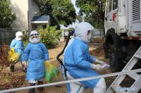 China Hails End of Ebola Outbreak in Guinea
