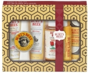Burt's Bees Has Introduced A Line of Holiday Gift Packs in Time for The Holiday Season