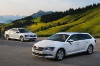Skoda Superb Greenline Promises 1, 780km Per Filling