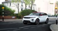 Jaguar Land Rover Unveiled Evoque Nw8 at The Montreal Auto Show in Canada