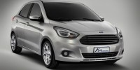 Ford Ka Concept Has Been Revealed in Brazil, Previewing an All-New City Car