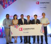 The First Overseas Pre-Show Press Conference for COMPUTEX 2017 Takes Place in India