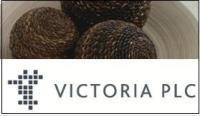Victoria PLC Reports The Following Update on Trading for The Six Months to 29 September