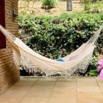 A Brazilian Hammock Is a Comfortable and Enjoyable Way to Spend a Lazy Afternoon