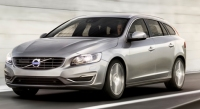 Volvo Car Group Along with Westport Innovations Has Unveiled New Volvo V60 Bi-Fuel Car