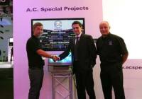 AC-ET Were Officially Announced as The Exclusive UK Distributor for Griven