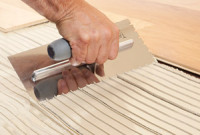 Adhesives Come in a Variety of Formulations for Every Type of Flooring Material