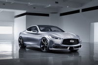 Concept Car of Infiniti Q60 Has Been Unveiled
