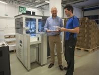 Aschenbrenner Prints House in Austria Has Invested in The First Polar BC 330