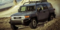 Toyota FJ Cruiser Ultimate Edition Has Been Unveiled at The 2013 Sema Show in Las Vegas