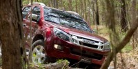 Isuzu D-Max 4×4 Will Score a Crucial Lift in Braked Towing Capacity