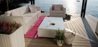 The Outdoor Spaces Become Extension of Interior Design