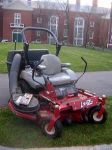 Riding Mowers or Ride-on Mowers Are a Popular Alternative for Large Lawns
