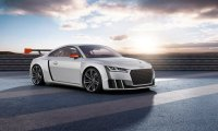 Audi to Debut TT Clubsport Turbo at Worthersee Tour in Austria