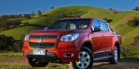 The 2014 Holden Colorado and Holden Colorado 7 Have Been Updated